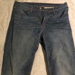 Levi W 34 L 32 jeans - good condition